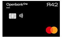Openbank Я42 Mastercard