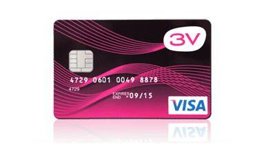 3v card