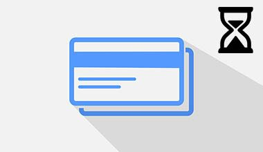Tijdelijke creditcard